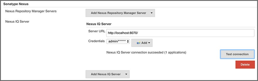 Nexus Documentation - Nexus IQ Server 1 28 - Sonatype com