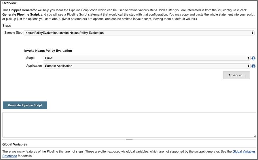 Nexus Documentation - Nexus IQ Server 1 34 - Sonatype com